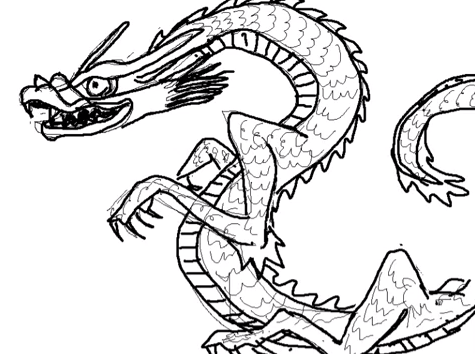 Comment Dessiner Des Dragons Grand Roissy